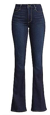 Paige Women's Bell Canyon High-Rise Flared Jeans