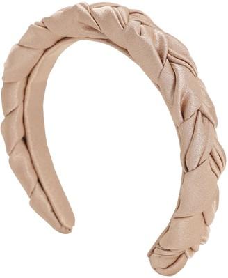 Marzoline Lvr Exclusive Silk Braided Headband