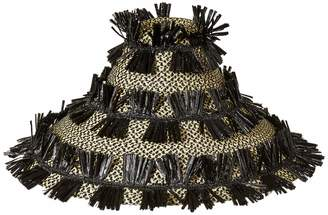 Eric Javits Women's Tiki Lantern-Black Mix One Size