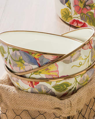 Mackenzie Childs MacKenzie-Childs Morning Glory Everyday Bowl