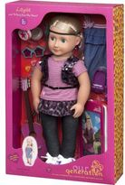 "Our Generation Layla 18"" posable doll With Book"