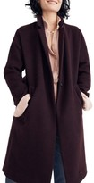 Madewell Women's Monsieur Coat