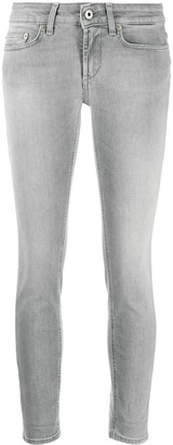 Dondup Cropped Skinny Jeans