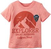 Carter's Baby Boy Outdoor Adventure Graphic Tee
