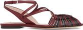 LK Bennett Sara strappy leather sandals
