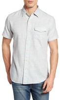 Grayers Men's Horizon Stripe Sport Shirt