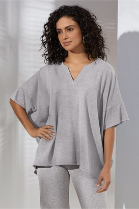 Soft Surroundings Live Soft Dolman Pullover