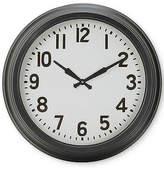 Madison Park Lexington Metal Clock