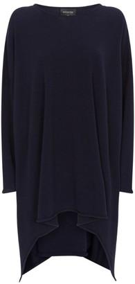 eskandar Asymmetric Cashmere Sweater