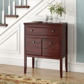 Charlton Home Harewell 3 Drawer Accent Chest