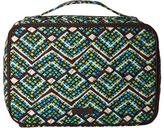 Vera Bradley Luggage - Large Blush Brush Makeup Case Cosmetic Case
