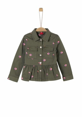 S'Oliver Girls' 403.10.004.16.150.2038122 Jacket