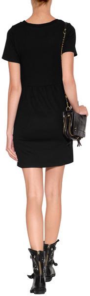 Vanessa Bruno Knit Dress in Black