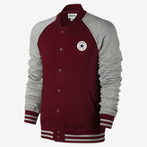 Nike Converse Chuck Patch Snap Baseball Men's Jacket