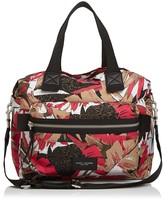 Marc Jacobs Biker Palm Print Diaper Bag