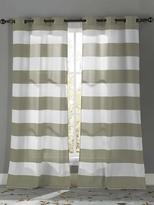 Kensie Toto Grommet Window Panels (Set of 2)