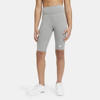 Nike Big Kids' (Girls') Bike Shorts Sportswear