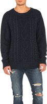 Neuw Cable Knit Sweater