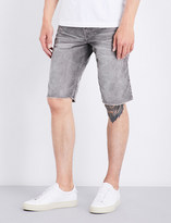 True Religion Ricky relaxed-fit straight cotton-blend shorts