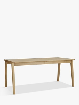John Lewis & Partners Duhrer 6-10 Seater Extending Dining Table