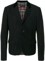 Haider Ackermann button up blazer