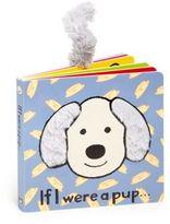 "Jellycat If I Were A Pup"" Book"