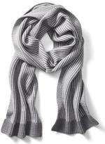 Banana Republic Jacquard Knit Scarf