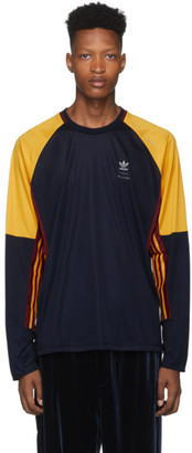 adidas BED J.W. FORD Navy Edition Game Long Sleeve T-Shirt