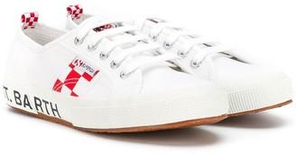 MC2 Saint Barth Kids Boulevard sneakers