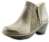 Jambu Pilot Round Toe Suede Ankle Boot.