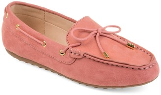Journee Collection Thatch Slip-On Loafer