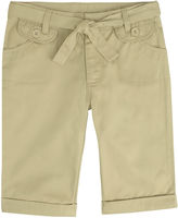 JCPenney French Toast Belted Bermuda Shorts - Preschool Girls 4-6x