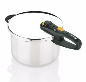 Fagor Duo Stainless-Steel Pressure Cooker
