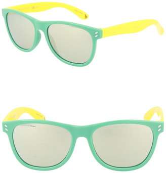 Stella McCartney 49mm Clubmaster Sunglasses