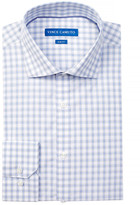 Vince Camuto Slim Fit Check Dress Shirt