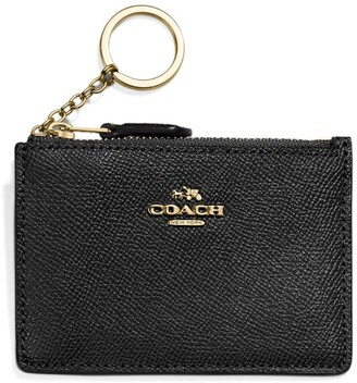Coach Leather Mini Skinny ID Case