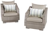 Cano Club Chairs (Set of 2)