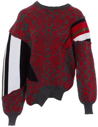 Preen Multicolour Wool Knitwear for Women