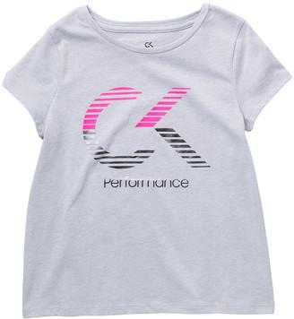Calvin Klein Short Sleeve Logo T-Shirt