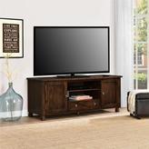 Altra San Antonio Wood Veneer TV Stand