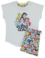 George Disney Princess Squad Goals Pyjamas