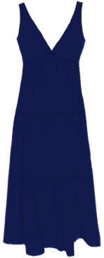 Thumbnail for your product : Taylor Petite Fit & Flare Midi Dress