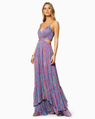 Ramy Brook Printed Marley Dress