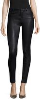 Alice + Olivia Women's Angie Leather Skinny Pants
