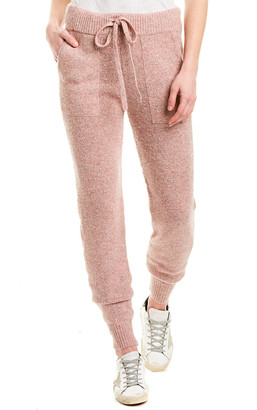 Joie Betheny Wool & Silk-Blend Drawstring Jogger