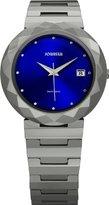 Jowissa Women's J1.175.L Soletta Blue Dial Steel and Tungsten Date Watch