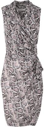 AllSaints Knee-length dresses