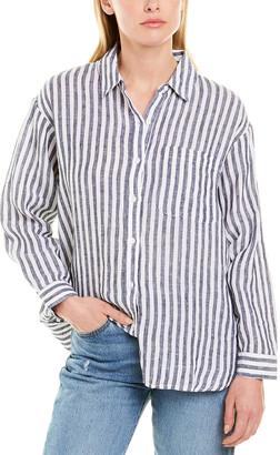 Stateside Pocket Linen Top