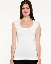 Le Château Scoop Neck Sweater Shell