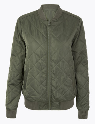 Marks and Spencer Reversible Quilted Bomber